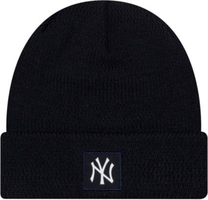 5fcd7a77d615c New Era Men s New York Yankees Clubhouse Knit Hat