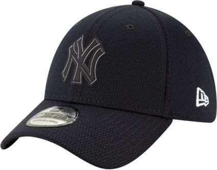 61bc8c35ff6 New Era Men s New York Yankees 39Thirty Clubhouse Navy Stretch Fit ...