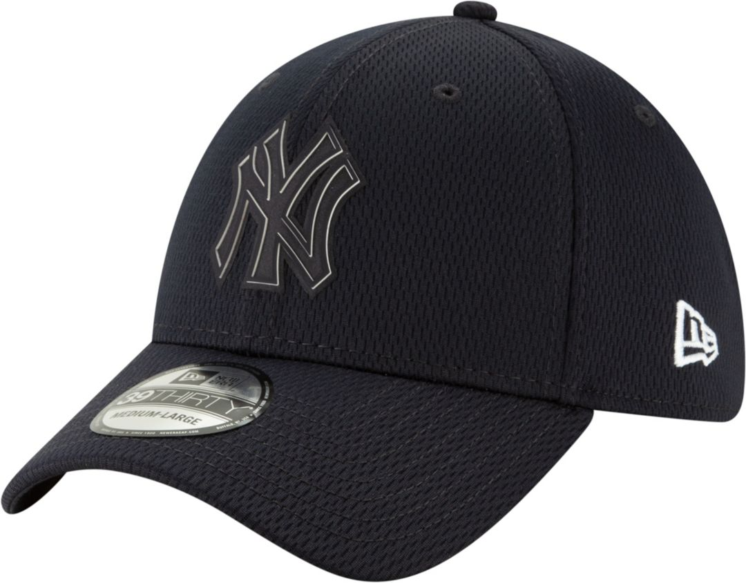 3398989c New Era Men's New York Yankees 39Thirty Clubhouse Navy Stretch Fit Hat
