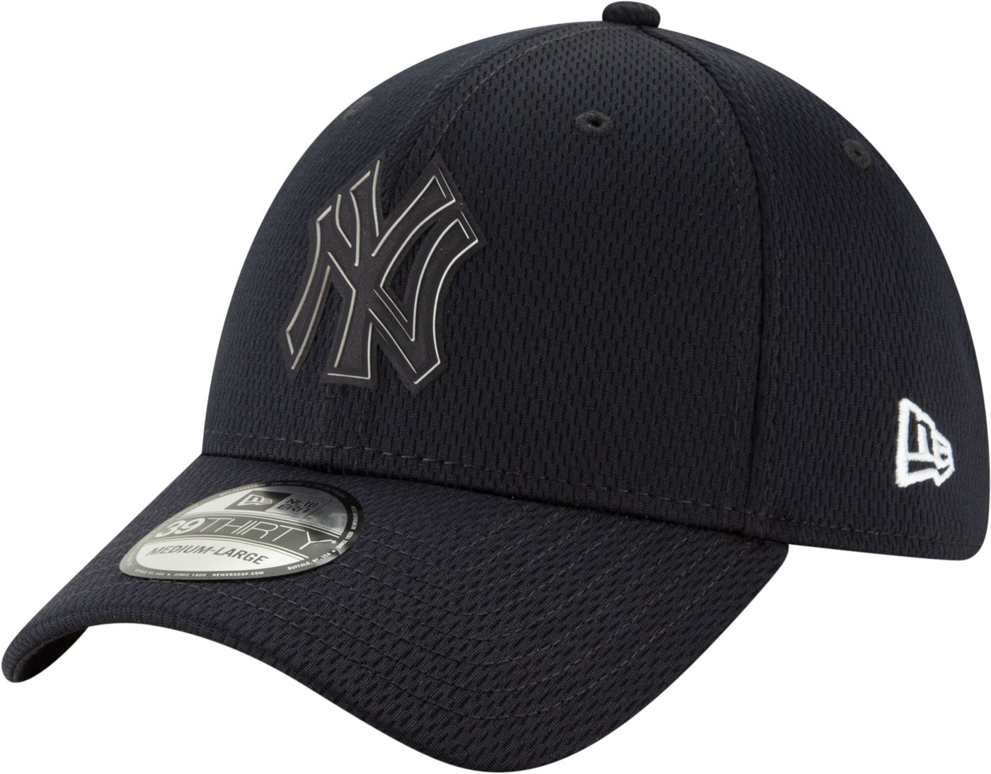New Era Men's New York Yankees 39Thirty Clubhouse Navy Stretch Fit Hat