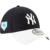 New Era Men's New York Yankees 39Thirty HexTech 2019 Spring Training Stretch Fit Hat