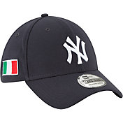 New Era Men's New York Yankees 39Thirty Stretch Fit Hat w/ Italian Flag Patch