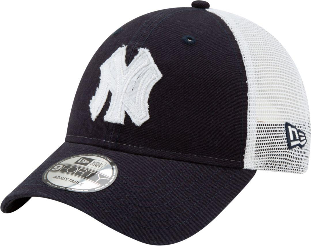 217deda3 New Era Men's New York Yankees 9Forty Team Trucker Adjustable Hat ...