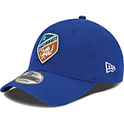 New Era Men's FC Cincinnati 9Twenty Logo Blue Adjustable Hat