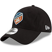 New Era Men's FC Cincinnati 9Twenty Logo Black Adjustable Hat