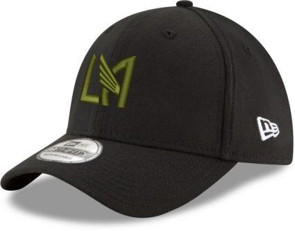 more photos e3f18 b1e62 New Era Men s Los Angeles FC 39Thirty Black Flex Hat. noImageFound