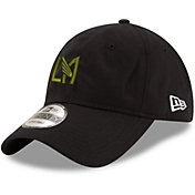New Era Men's Los Angeles FC 9Twenty Black Adjustable Hat