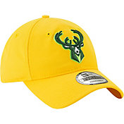 New Era Men's Milwaukee Bucks 9Twenty City Edition Adjustable Hat