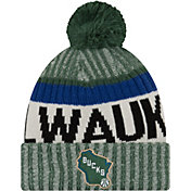 New Era Men's Milwaukee Bucks Knit Hat