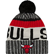 New Era Men's Chicago Bulls Knit Hat