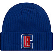 New Era Men's Los Angeles Clippers Core Classic Knit Hat