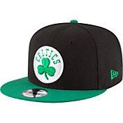New Era Men's Boston Celtics 9Fifty Adjustable Snapback Hat