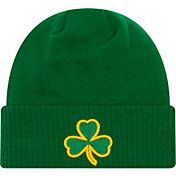 New Era Men's Boston Celtics City Edition Knit Hat