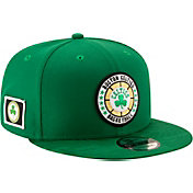 New Era Men's Boston Celtics 9Fifty On-Court Adjustable Snapback Hat
