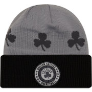 New Era Men's Boston Celtics On-Court Knit Hat