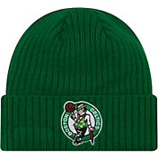 New Era Men's Boston Celtics Core Classic Knit Hat