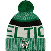 New Era Men's Boston Celtics Knit Hat