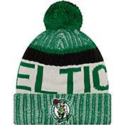 New Era Men's Boston Celtics Knit Hat