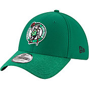 New Era Men's Boston Celtics 39Thirty Pop Shadow Stretch Fit Hat