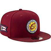 New Era Men's Cleveland Cavaliers 9Fifty On-Court Adjustable Snapback Hat
