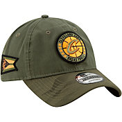 New Era Men's Cleveland Cavaliers 9Twenty On-Court Camo Adjustable Hat