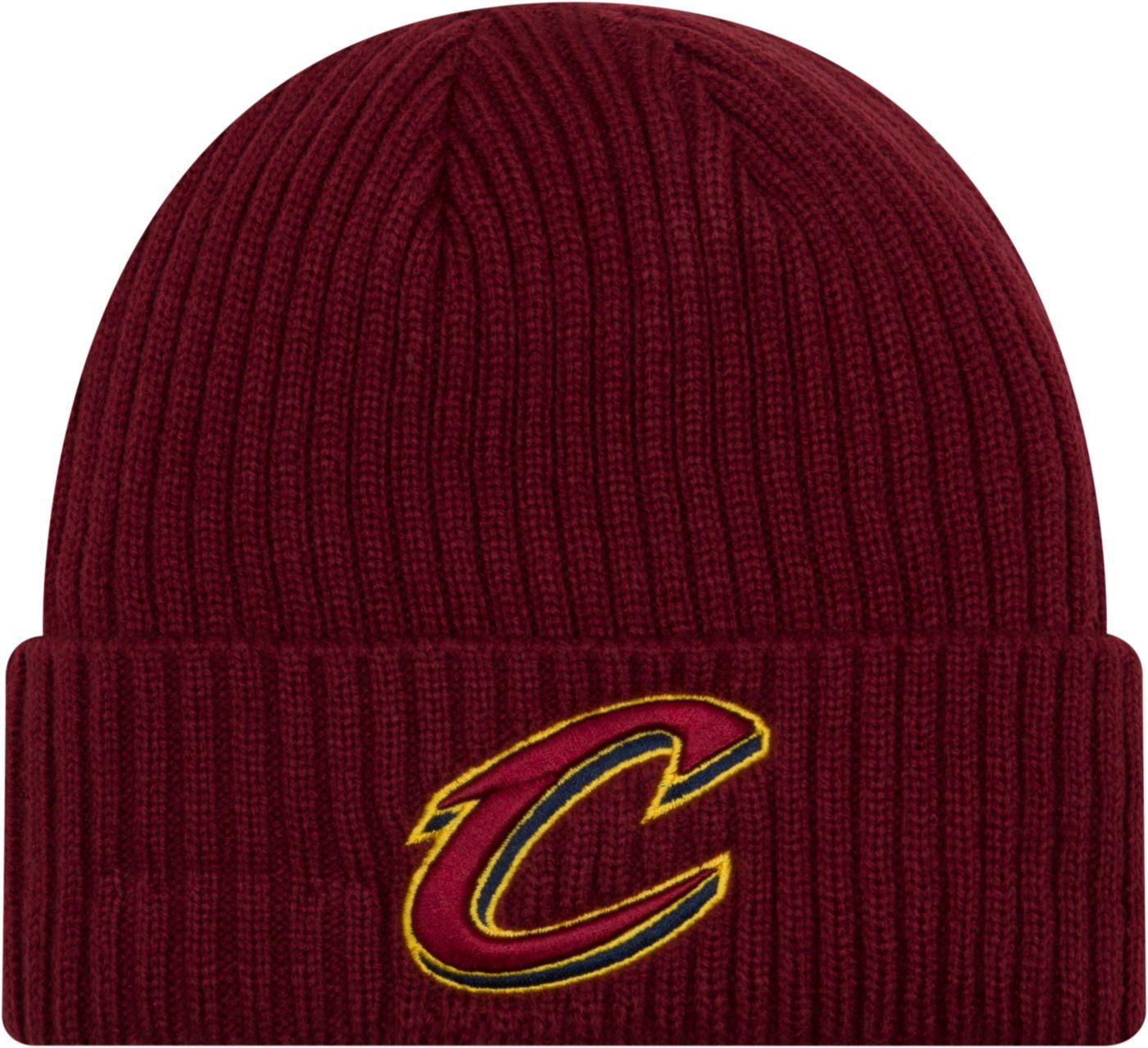 New Era Men's Cleveland Cavaliers Core Classic Knit Hat