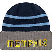 New Era Men's Memphis Grizzlies City Edition Knit Hat