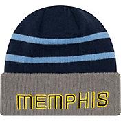 New Era Men's Memphis Grizzlies City Edition Knit Hat