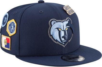 a60caa016eb New Era Men s Memphis Grizzlies 2018 NBA Draft 9Fifty Adjustable Snapback  Hat