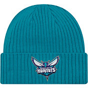 New Era Men's Charlotte Hornets Core Classic Knit Hat