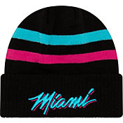New Era Men's Miami Heat City Edition Knit Hat