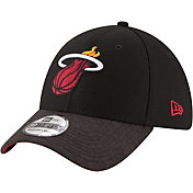 New Era Men's Miami Heat 39Thirty Pop Shadow Stretch Fit Hat