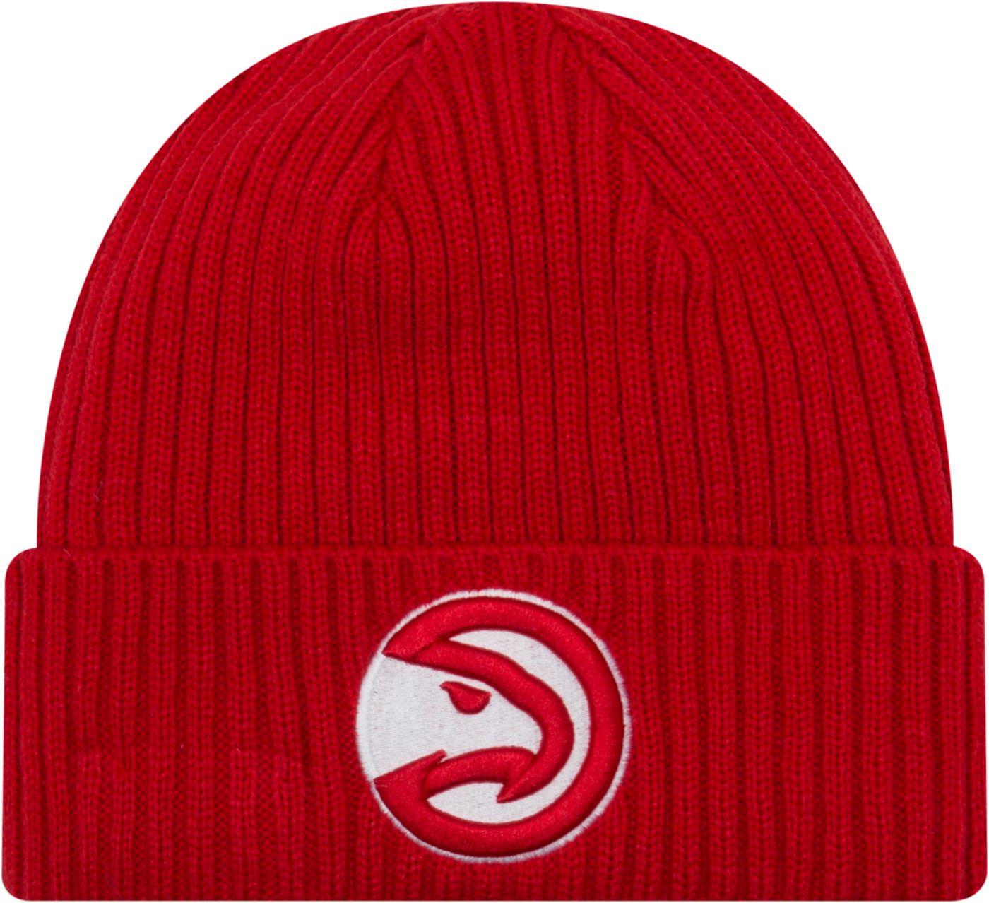 New Era Men's Atlanta Hawks Core Classic Knit Hat