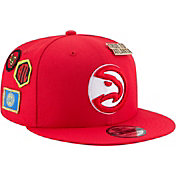 New Era Men's Atlanta Hawks 2018 NBA Draft 9Fifty Adjustable Snapback Hat