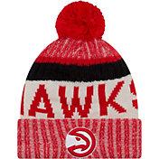 New Era Men's Atlanta Hawks Knit Hat