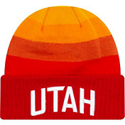New Era Men's Utah Jazz City Edition Knit Hat