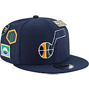 New Era Men's Utah Jazz 2018 NBA Draft 9Fifty Adjustable Snapback Hat