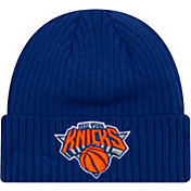New Era Men's New York Knicks Core Classic Knit Hat