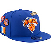 New Era Men's New York Knicks 2018 NBA Draft 9Fifty Adjustable Snapback Hat