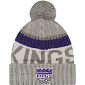 New Era Men's Sacramento Kings Knit Hat