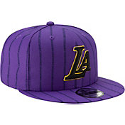 New Era Men's Los Angeles Lakers 9Fifty City Edition Adjustable Snapback Hat