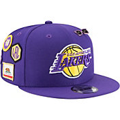 New Era Men's Los Angeles Lakers 2018 NBA Draft 9Fifty Adjustable Snapback Hat