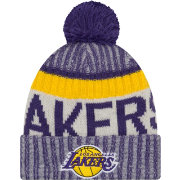 New Era Men's Los Angeles Lakers Knit Hat