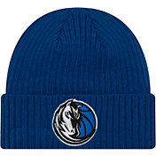New Era Men's Dallas Mavericks Core Classic Knit Hat