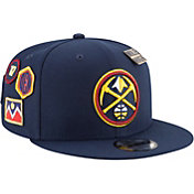 New Era Men's Denver Nuggets 2018 NBA Draft 9Fifty Adjustable Snapback Hat