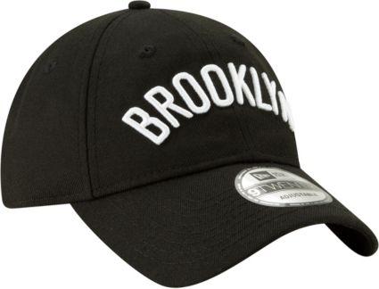 New Era Men s Brooklyn Nets 9Twenty City Edition Adjustable Hat ... 1d2dcbe20b41
