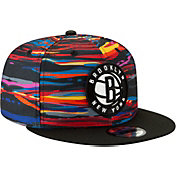 New Era Men's Brooklyn Nets 9Fifty City Edition Adjustable Snapback Hat