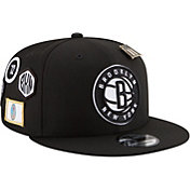 New Era Men's Brooklyn Nets 2018 NBA Draft 9Fifty Adjustable Snapback Hat