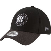 New Era Men's Brooklyn Nets 39Thirty Pop Shadow Stretch Fit Hat