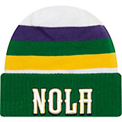 New Era Men's New Orleans Pelicans City Edition Knit Hat